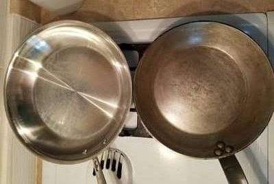 Stainless Steel vs. Carbon Steel Fry Pans