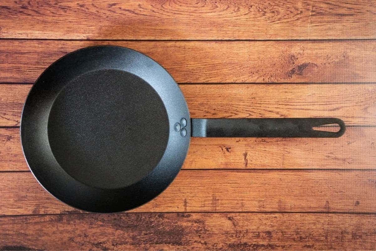 Why Use Carbon Steel Cookware?